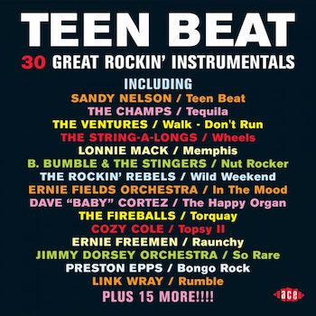 V.A. - Teen Beat : Vol 1